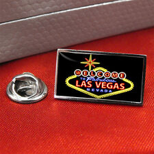Las Vegas Unofficial Flag Lapel Pin Badge/Tie Pin