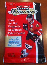 2013/14 Fleer Showcase 5 Trading Cards NHL Hobby Hockey 1 Pack Upper Deck UD