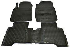 Rubber Carmats fits Suzuki Grand Vitara 5D 2005-2015 All Weather Perfect Fit