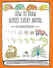 How to Draw Almost Every Animal: An Illustrated Sourcebook (Paperback or Softbac