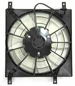 A-C Condenser Fan Assembly - Cooling Direct For/Fit 07-13 Suzuki SX4