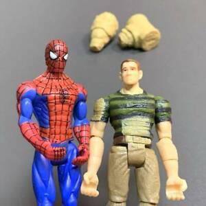 Spider-man & Sandman Marvel Universe Legend Super Hero 3.75'' figure BOY GIFTS
