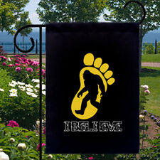Big Foot I Believe New Small Garden Yard Flag Home Decor Gifts  Pop Culture