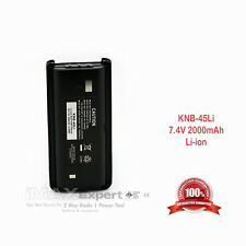 2000mAh Li-Ion KNB-45L Battery for KENWOOD TK-2207 TK-3207 TK-2312 TK-3312