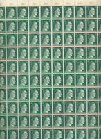 Stamp Germany Mi 795a Sc 529 Sheet 1941 WWII Fascism War Era Hitler MNH