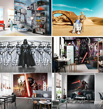 Wall Mural wallpapers CHILDREN'S ROOM photo giant poster style Star Wars decor