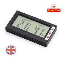 UK Digital LCD Thermometer Hygrometer Temperature Humidity Meter Gauge Home Car