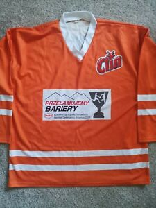 Ice hockey jersey large #11 Orlowski