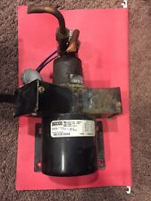 carrier 30gx504591 tuthill chiller oil pump USED