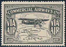CANADA #CL47 COMMERCIAL AIRWAYS LTD -- VF NH -- SEMI POSTAL CV $150 BR8342