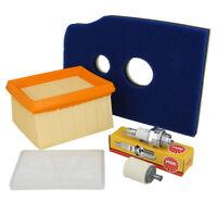 Service Kit per Makita DPC6410 Filtro dell'aria,carburante,candela di Accensione