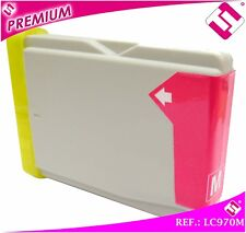 Brother Lc-970m Cartuccia Inkjet Serie 970 Magenta