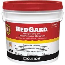 RedGard 3.5 Gal. Elastomeric Tile Stone Masonery Waterproofing Membrane LQWAF3