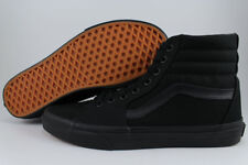 b03b4fe4206 VANS Sk8-hi Vn000ts9bj4 Black Canvas Casual Classic Skate Shoes Medium Men  Blacks 8