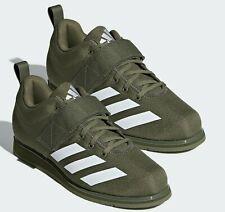 Adidas Weightlifting Shoes Powerlift 4 Khaki Mens - BC0344