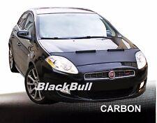 Car Bra Fiat Bravo II Car Bra Chip Resistant Tuning & Styling Carbon