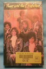 FACTORY SEALED!Prince And The Revolution Live Beta  Warner Brothers 1985 Betamax