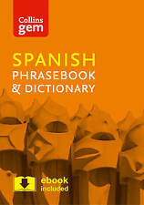 Collins Spanish Phrasebook and Dictionary: Essential Phrases and Words in a...