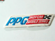 Indy  World Series Racing Patch  PPG vintage sm  size (#445 ) *