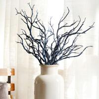 35 Cm Simulation Plastic Tree Branches Twig Plants Home Wedding Decoration