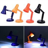 New Mini Creative Foldable Book Light LED Lamp Protection Reading Light