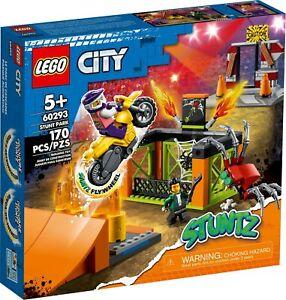 LEGO 60293 City Stuntz Stunt Park - BRAND NEW SEALED