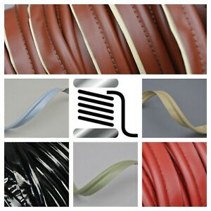5mm Faux Leather Piping Trimming Cord Trims Upholstery Boat Car Fashion