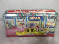 Vintage M&M Diner Tin Rare - New in package