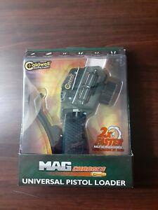OEM Caldwell Mag Magazine Charger Universal Pistol Loader Model #110002 New