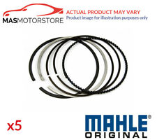 ENGINE PISTON RING SET MAHLE 030 48 N0 5PCS G STD NEW OE REPLACEMENT