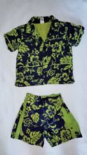 Excellent Condition Blue and Green Baby Gap Swimsuit Set Boys 6-12 Months!