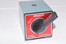 Mitutoyo Code No. 7011SN, Magnetic Base - Base Only