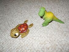 Finding Nemo Squirt Toy Story Rex Plastic Toys
