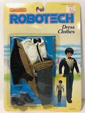 Matchbox Robotech Dress Clothes 1985 #5252