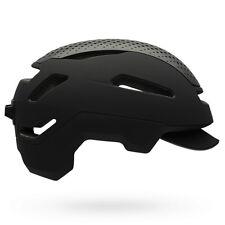 Bell Hub Cycling Helmet (Matte Black / Large Size)