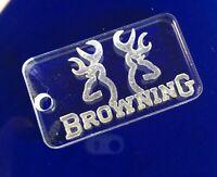 Browning Gun Keyring