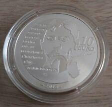 Pièce de 10 euros, FRANCE, 2013, Marcel Proust , sous capsule