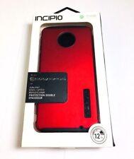 Incipio DualPro Impact Protection Case  Motorola Moto Z Droid in Iridescent Red