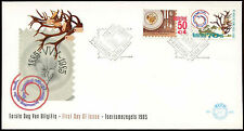 Netherlands 1985 Tourism FDC First Day Cover #C27862