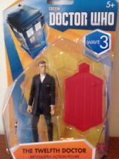New Doctor Who The Twelfth Doctor 3.75-Inch Action Figure Wave 3 toy Peter sonic