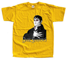 Dark Shadows V4, movie poster, T SHIRT Yellow Red all sizes S to 5XL Johnny Depp