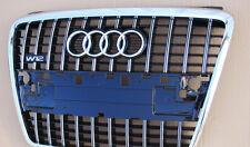 Audi A8 W12 S8 4E grill barbecue black chrome front radiator grille