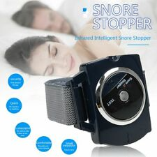 Snore Stopper Anti Snoring Infrared Wristband Intelligent Watch Device Sleep Aid