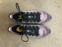 Nike Zoom Pegasus Turbo 2 Black/Plum/Gold AT8242-007 Womens sz 8.5 LIGHTLY USED