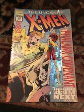 UNCANNY X-MEN #317 1ST APPEARANCE OF BLINK MARVEL VG/F