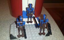 Lego Star Clone Wars Senate Commando Droids Custom Figures