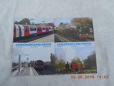 UNDERGROUND NEWS   NUMBERS  600 & 627   DECEMBER 2011 & MARCH 2014