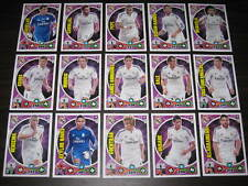 REAL MADRID C.F. COMPLETO ADRENALYN XL 2014-15 (42 CARDS)