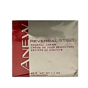 Avon Anew Reversalist Day Renewal Cream SPF 25 Sealed 50g 1.7oz