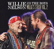 Willie Nelson - Willie And The Boys Willies Stash Vol 2 [CD]